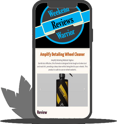 weekend warrior reviews waxed perfection