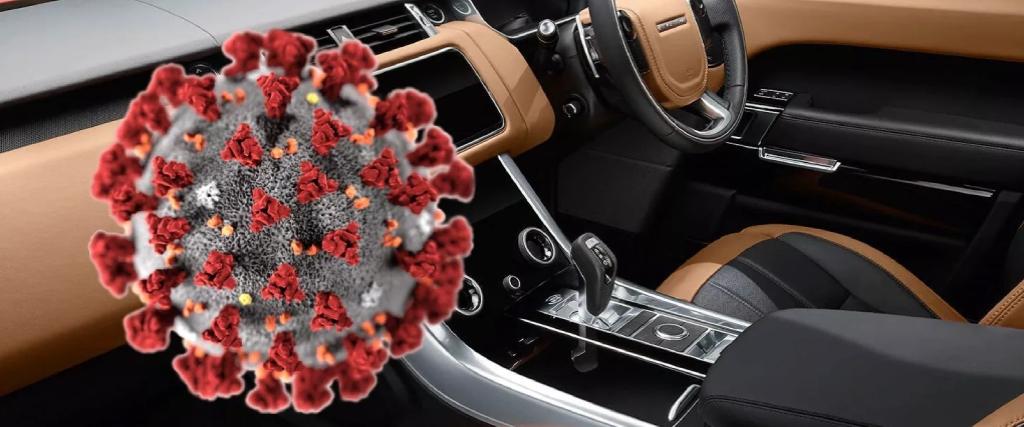 keep your car germ free