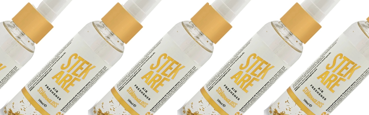 24k Gold Air Freshener