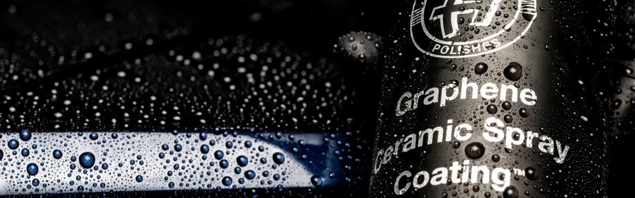Adam's Polishes Graphene Ceramic Spray Coating
