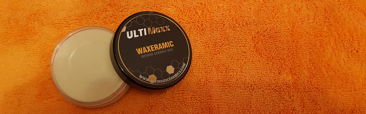Ultimaxx Ceramics Car Wax Review