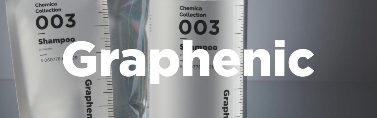 graphenic shampoo for car detailing