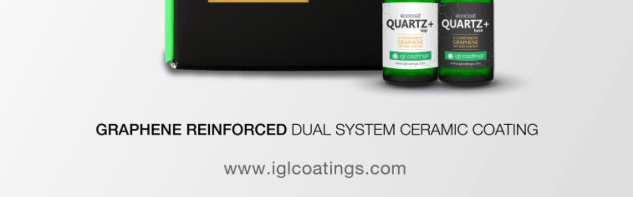 Ecocoat Quartz+ is a hybrid 9H