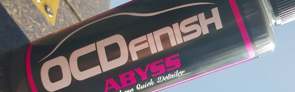 OCDfinish was founded through the love of detailing