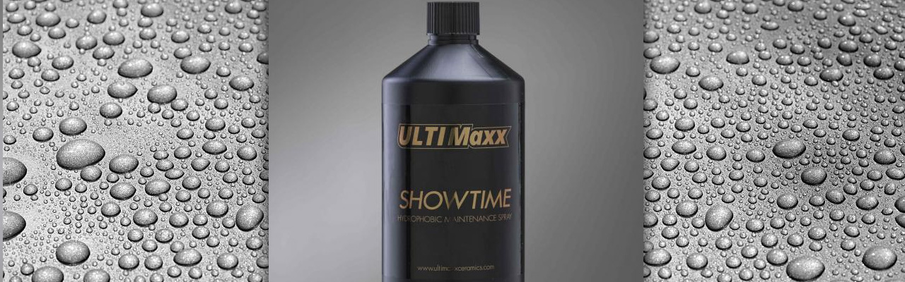 show time detailing products
