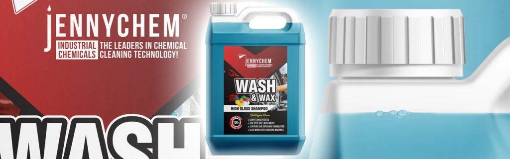 Wash & Wax Special Shampoo
