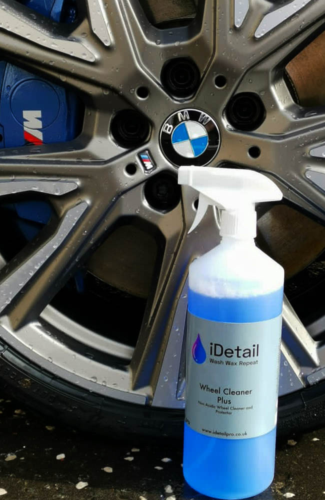 idetail car wheel cleaner pro