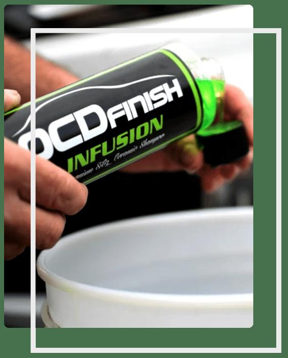 best shampoo for si02 coatings