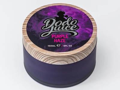 car wax purple car wax dark colour