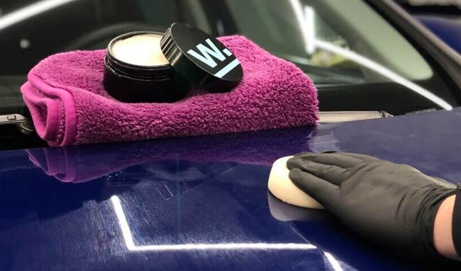 car wax manufacturing uk