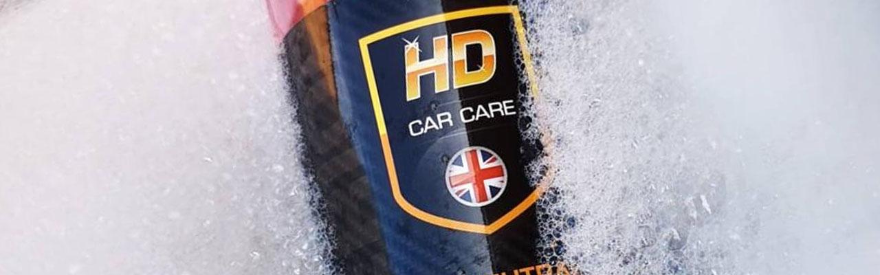 hd car care shampoo review