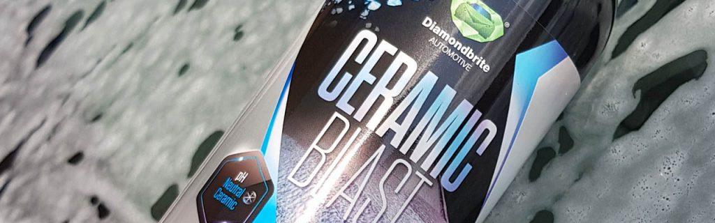 Diamondbrite Ceramic Blast Snow Foam