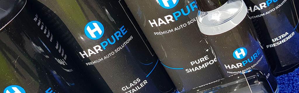 harpure car detailing kit