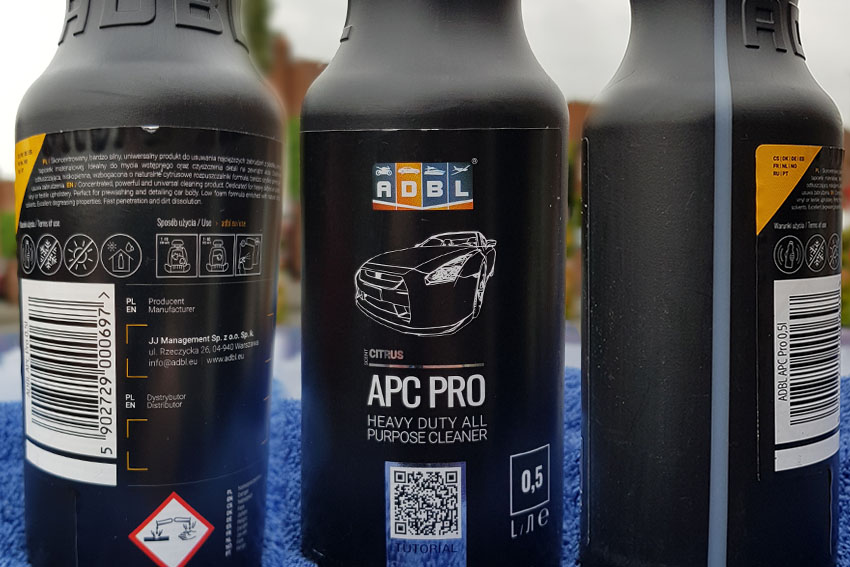 adbl all purpose cleaner apc review
