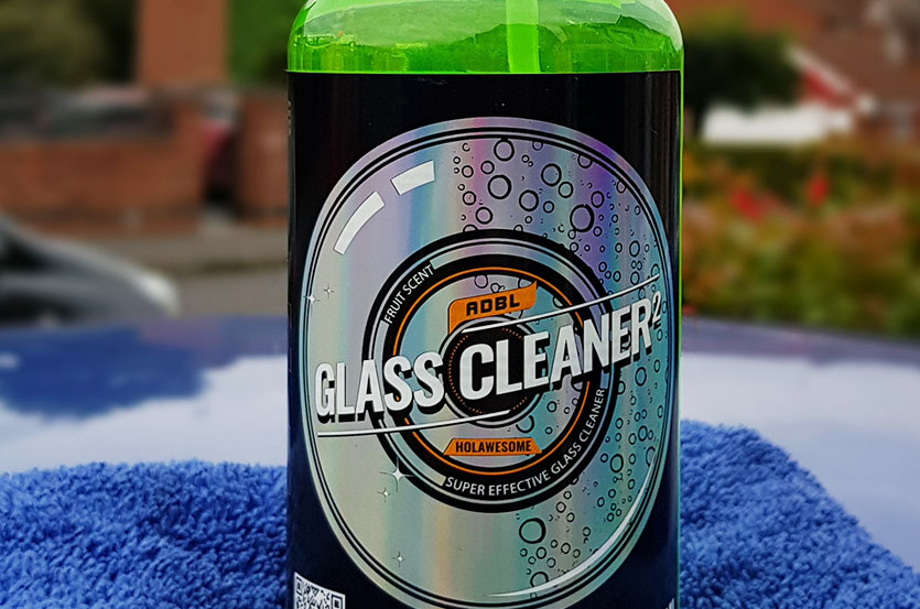 adbl glass cleaner review