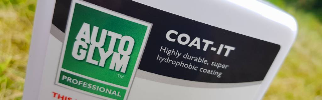 autoglym hydrophobic coating