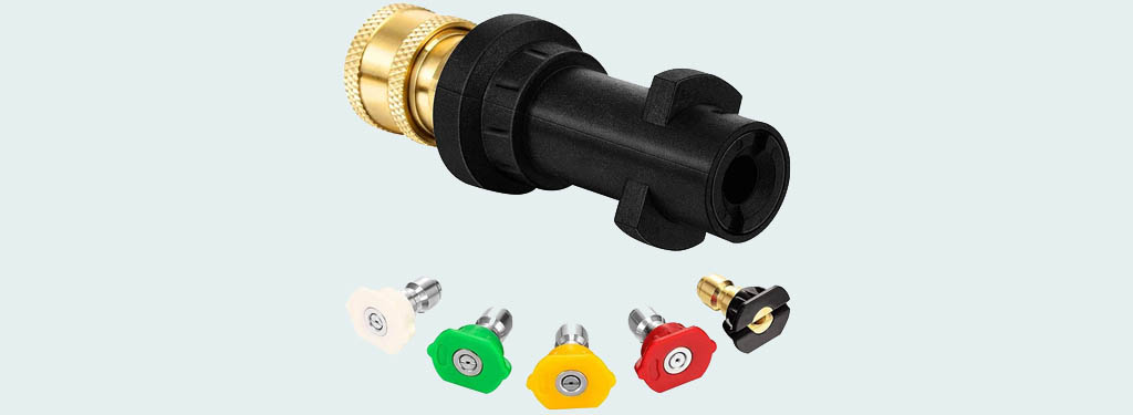 Pressure Washer Quick Release Coupling