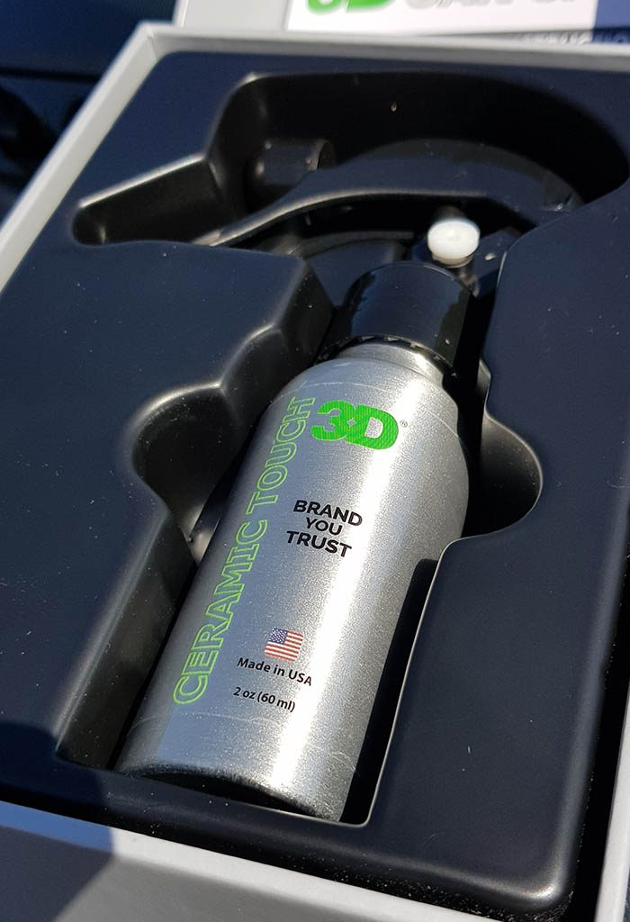 Ceramic Touch is Detailers Dream product