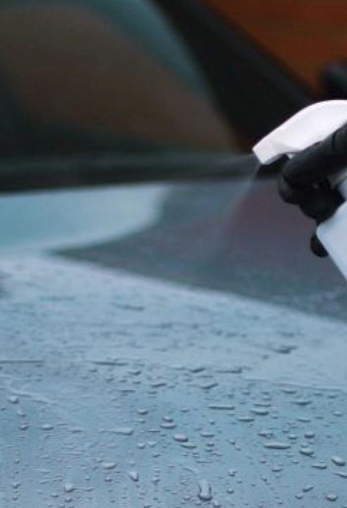 Autoglym design & blend a comprehensive premium car care range