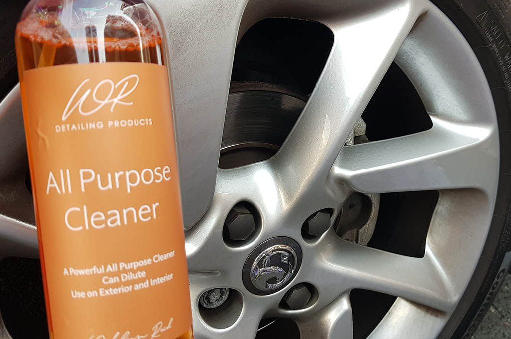 use as a prewash, and to protect wax coatings