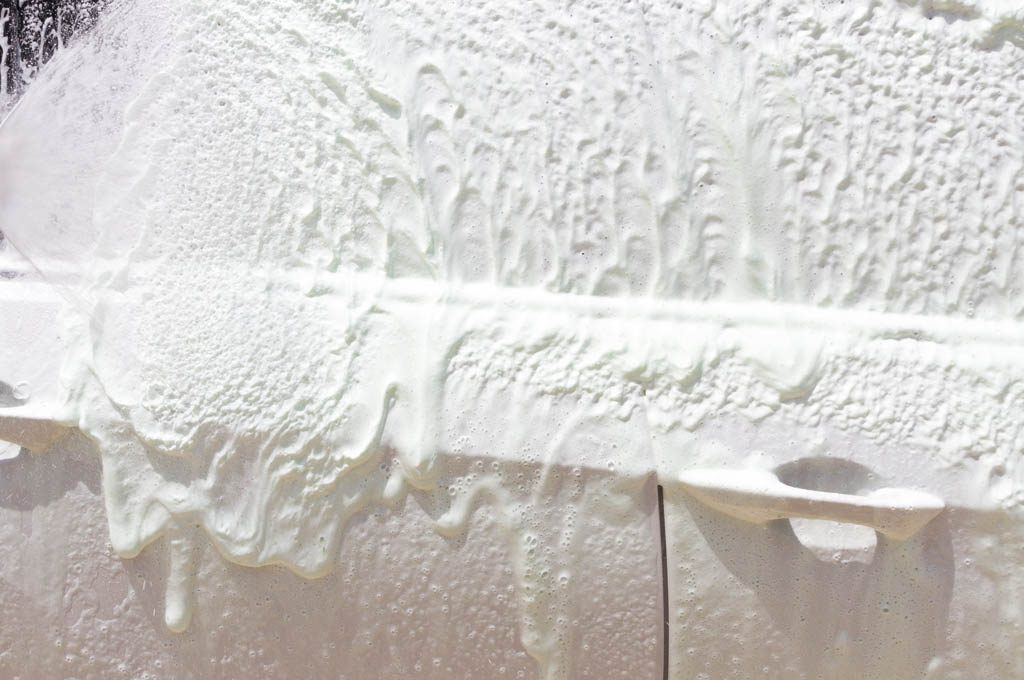 waxed perfection snow foam review