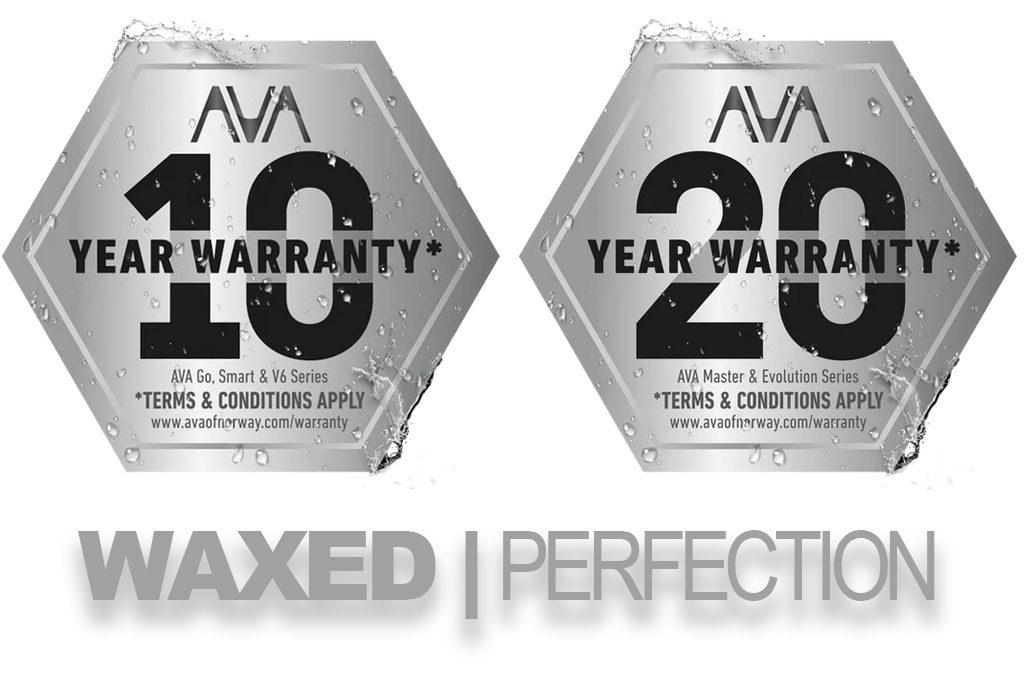 ava 20 year warranty pressure washer