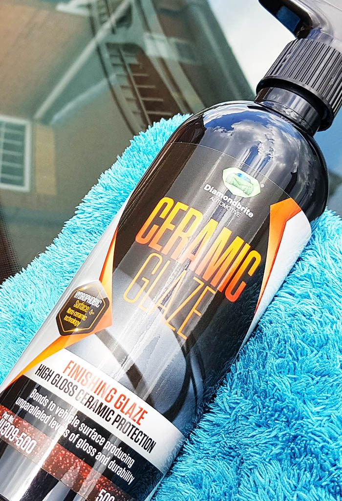 ceramic protection for the ultimate shine