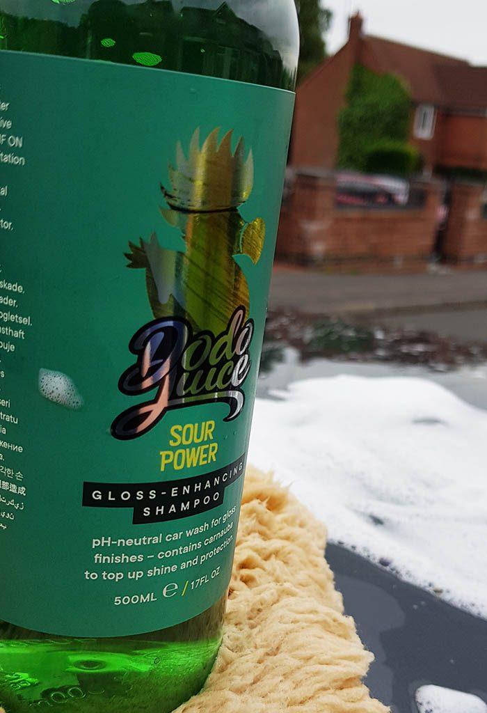 Dodo Juice Sour Power Shampoo Wax