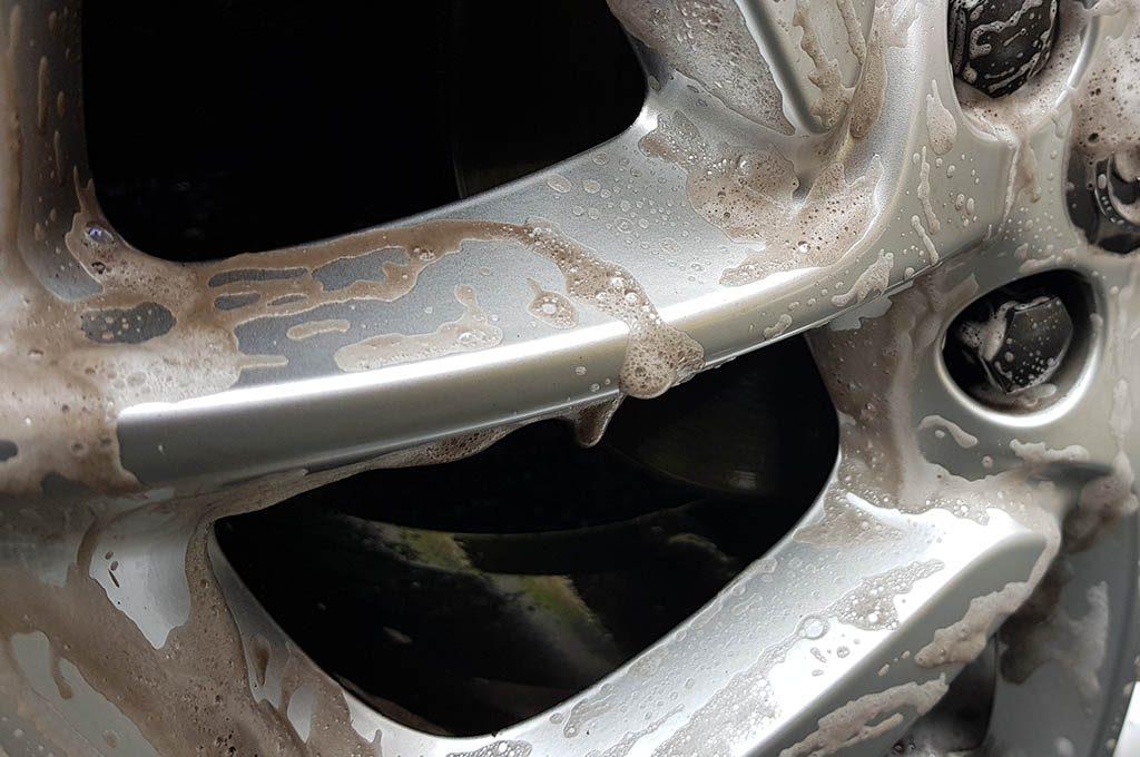 best foaming alloy wheel cleaner
