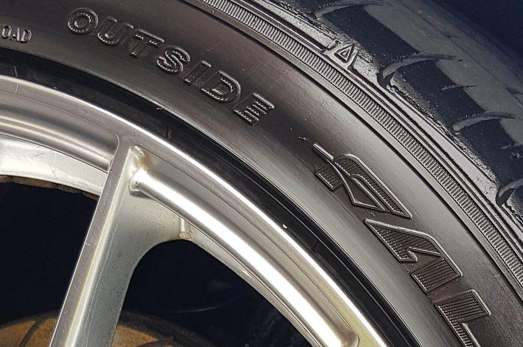 detailing valeting long lasting tyre dressing gel