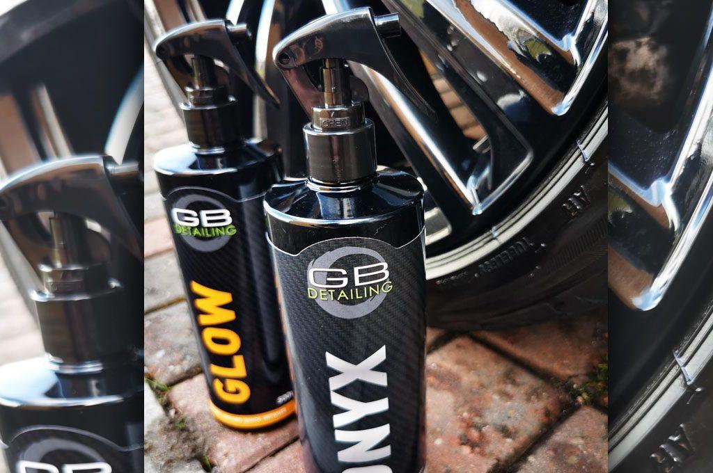 gb detailing onyx glow review
