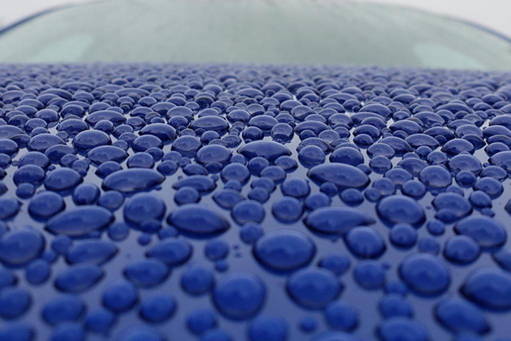 graphene water beading shampoo review