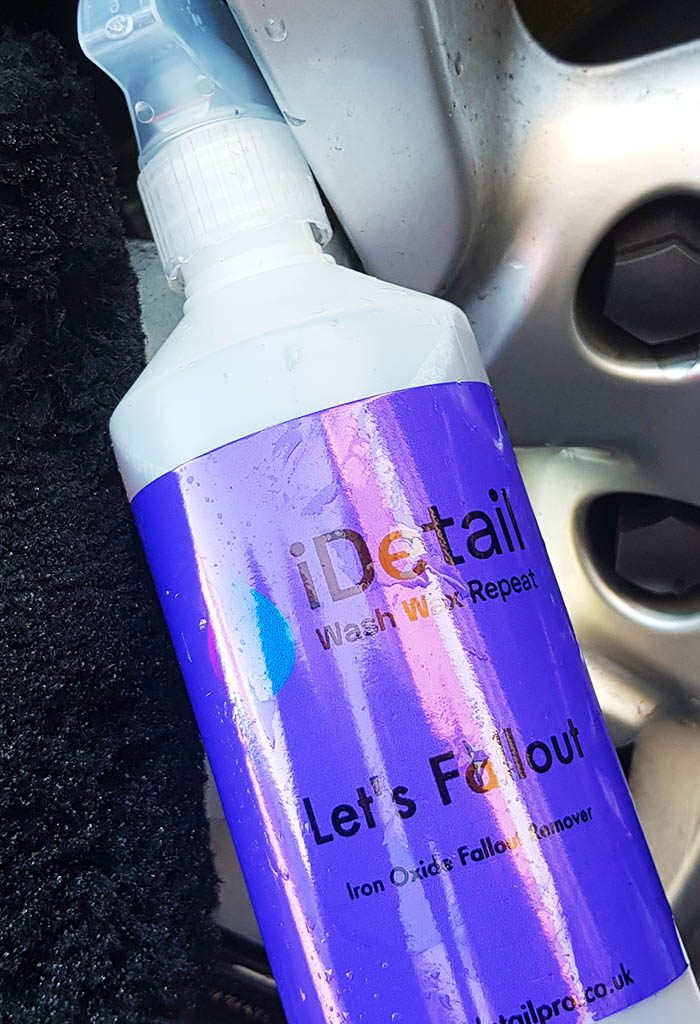 fallout remover idetail pro