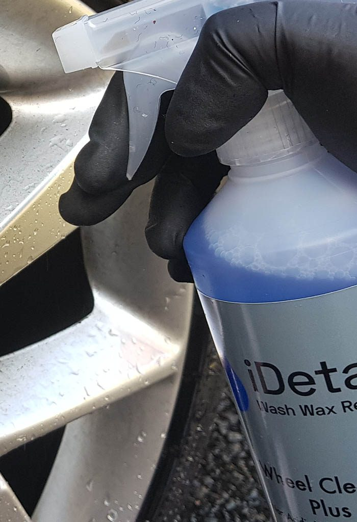 iDetail Blue Strong Wheel Cleaner