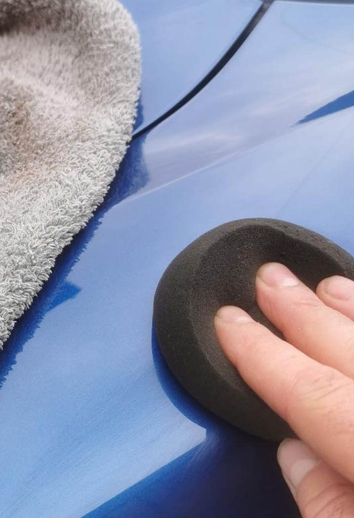 inspired automotive wax