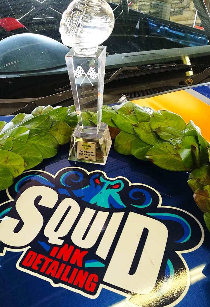 squid detailing award