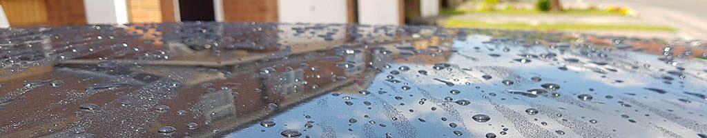 hydrophobic surface and create unparalleled levels of gloss with outstanding durability