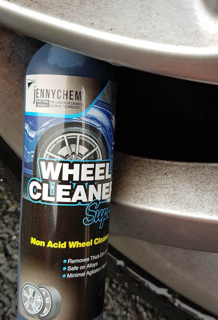 jennychem alloy wheel cleaner